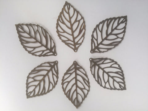 Antique Bronze Leaf