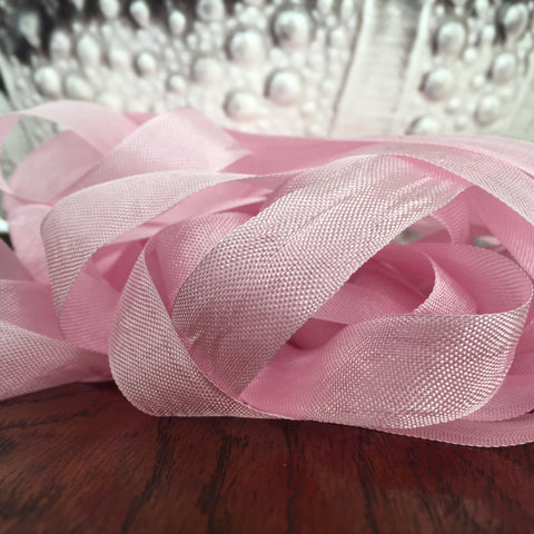 Seam Binding, Pink Tulip (5 meters)
