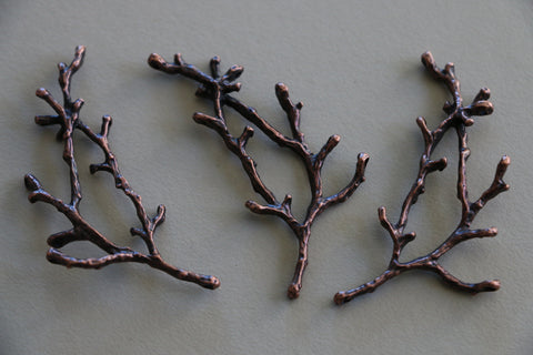 Antique Bronze Branch