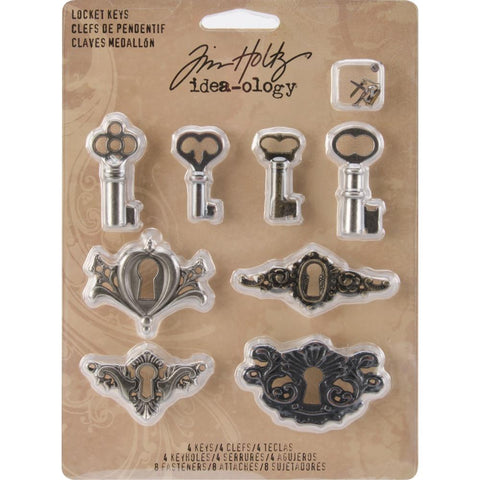 Tim Holtz - Locket Keys