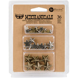 Prima Mini Stars - Mechanicals
