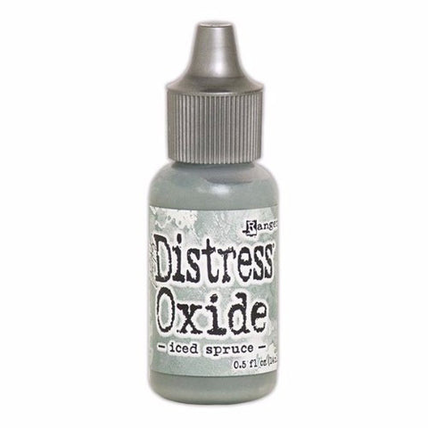 Tim Holtz Distress Oxide Reinkers - Iced Spruce