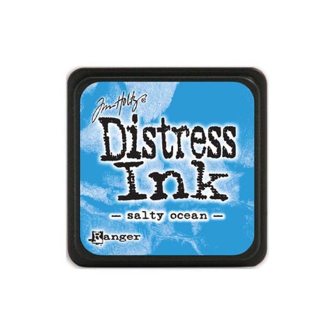 Tim Holtz - Mini Distress Ink Pad, Salty Ocean