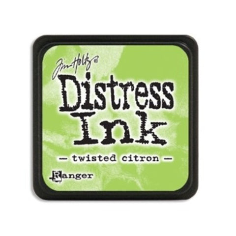 Tim Holtz - Mini Distress Ink Pad, Twisted Citron