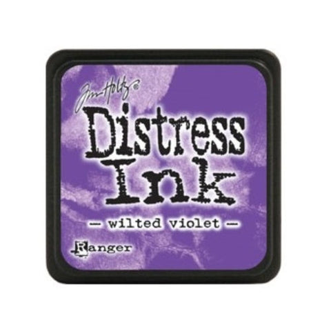 Tim Holtz - Mini Distress Ink Pad, Wilted Violet