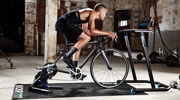 10 Stationary Bike Trainer Exercises