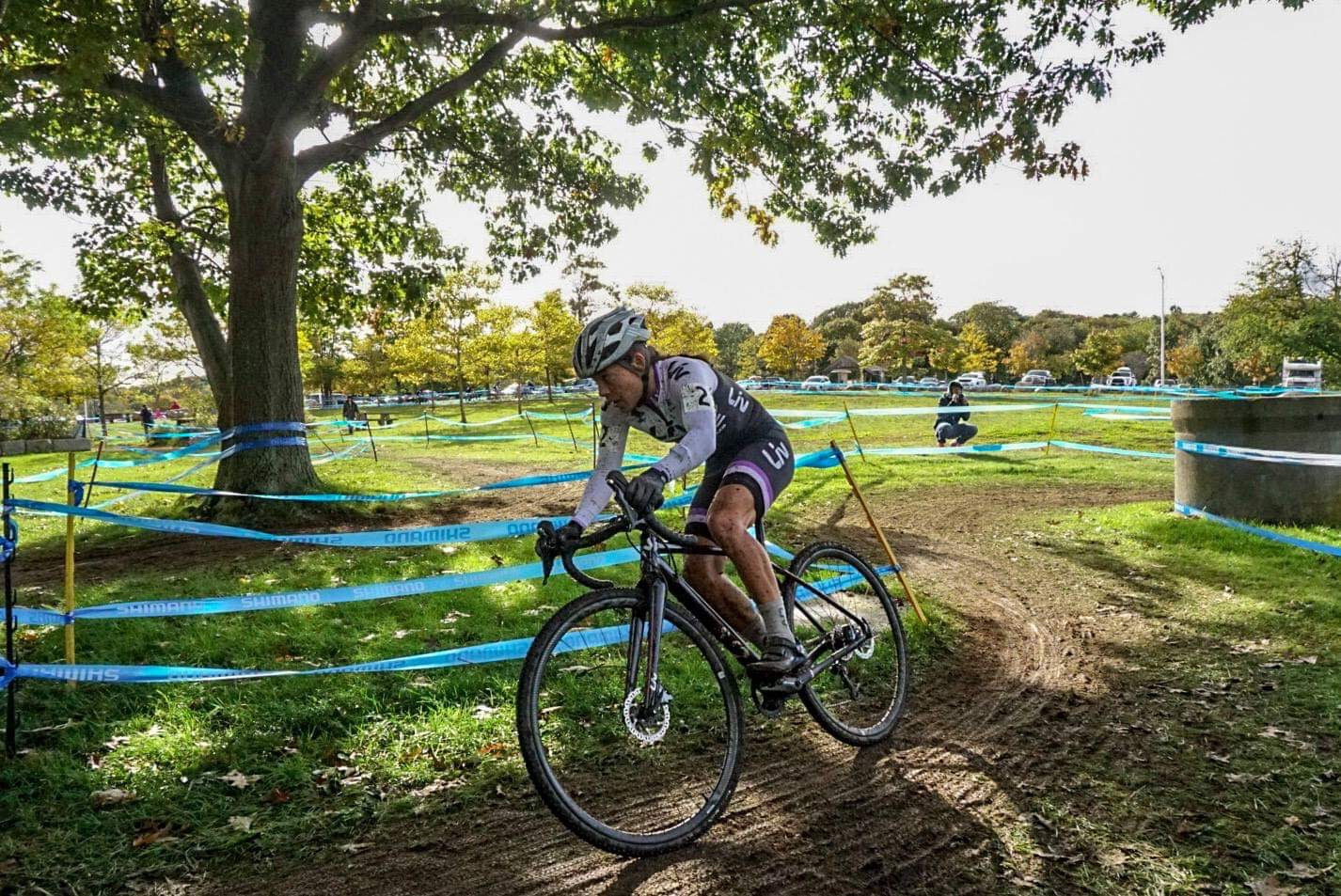 Cyclocross Logistics by Crystal Anthony