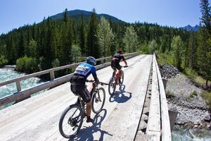 Enduro Bites and Beta Red at the TransRockies Classic
