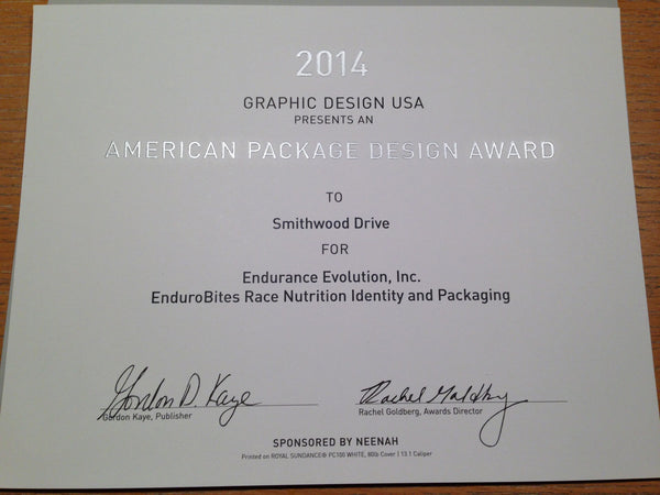 American Package Design Award