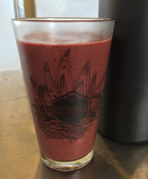 Beta Red Smoothie
