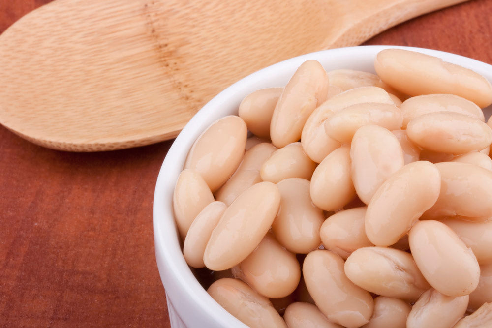 Healthy Thanksgiving Recipes - White Bean Salad