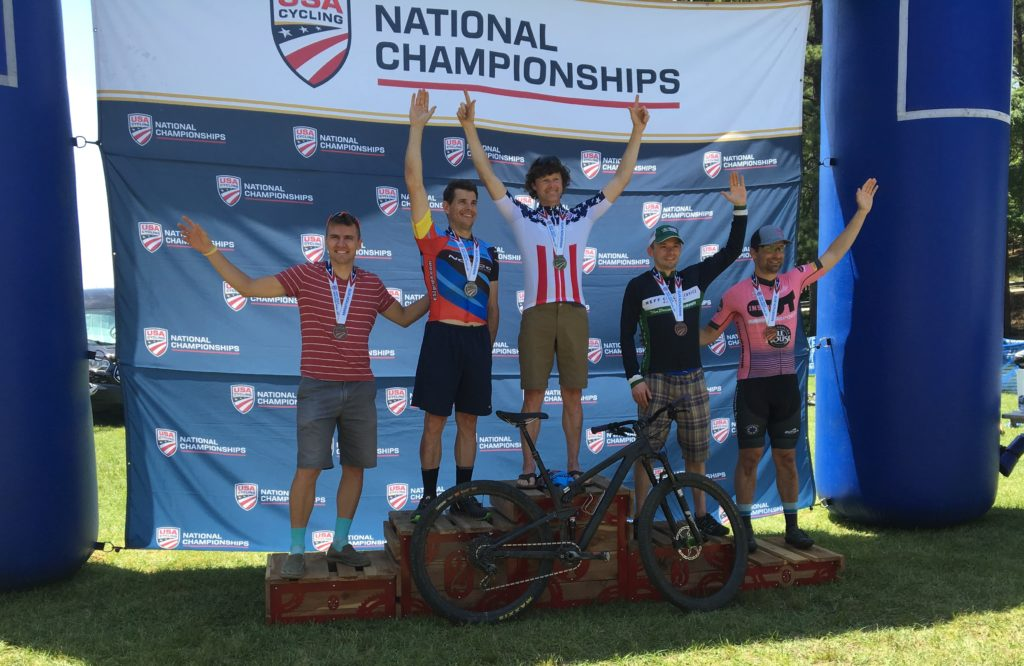 National_Championship_Podium