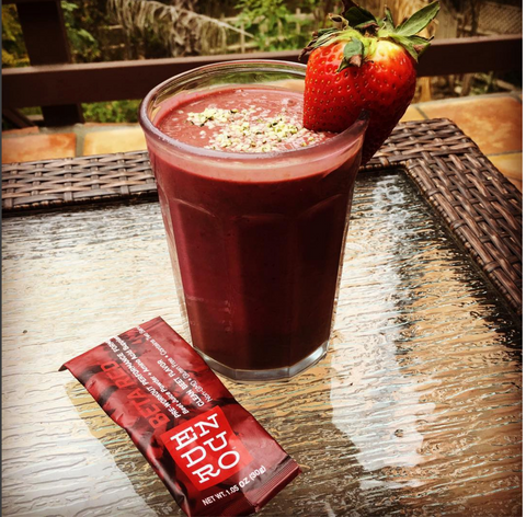 Beta Red Pre-Workout Smoothie