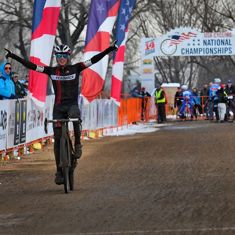 Tim Allen Cyclocross National Championship