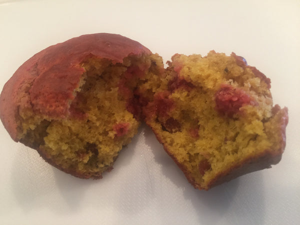 Beta Red Muffin