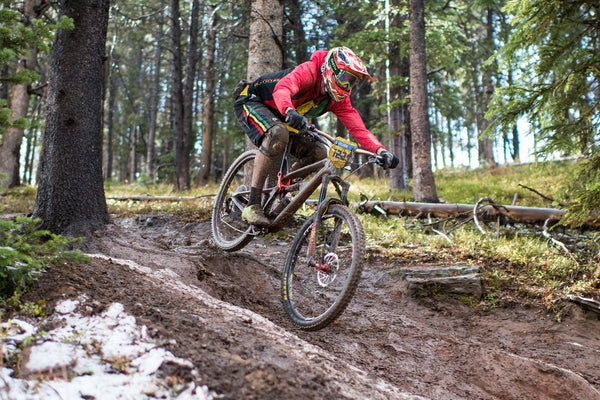 Mountain Biker Endurance Athlete