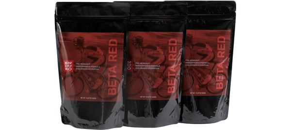 Beta Red Pre Workout