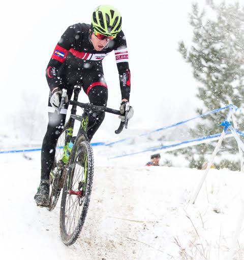 Cyclocross Snow
