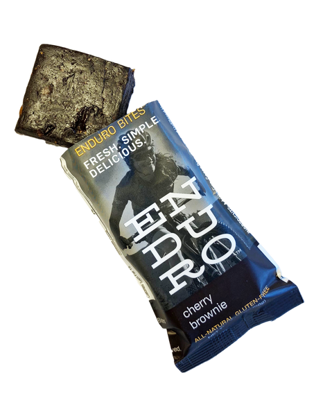NEW Enduro Bites Cherry Brownie - Enduro Bites Sports Nutrition
