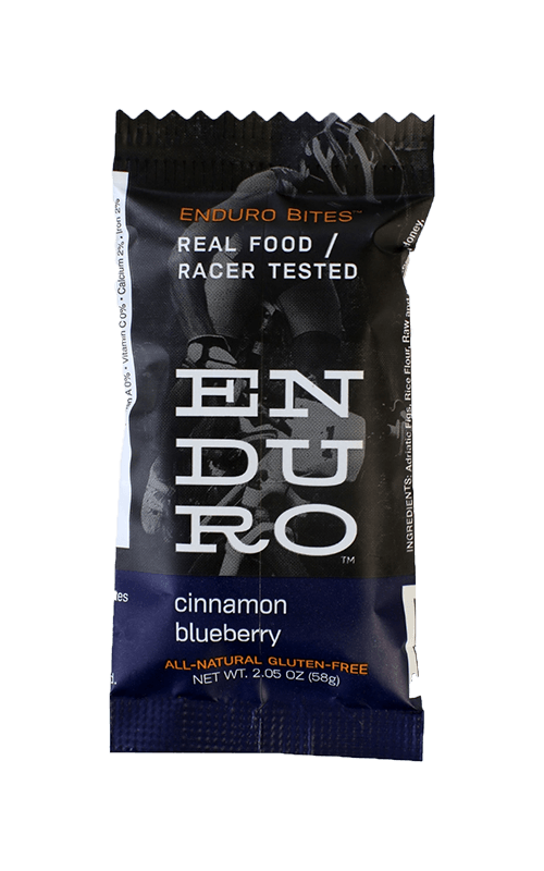 Enduro Bites Cinnamon Blueberry Subscription - Enduro Bites Sports Nutrition
