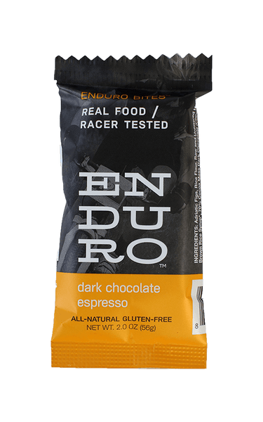 Enduro Bites Dark Chocolate Espresso - Enduro Bites - 1