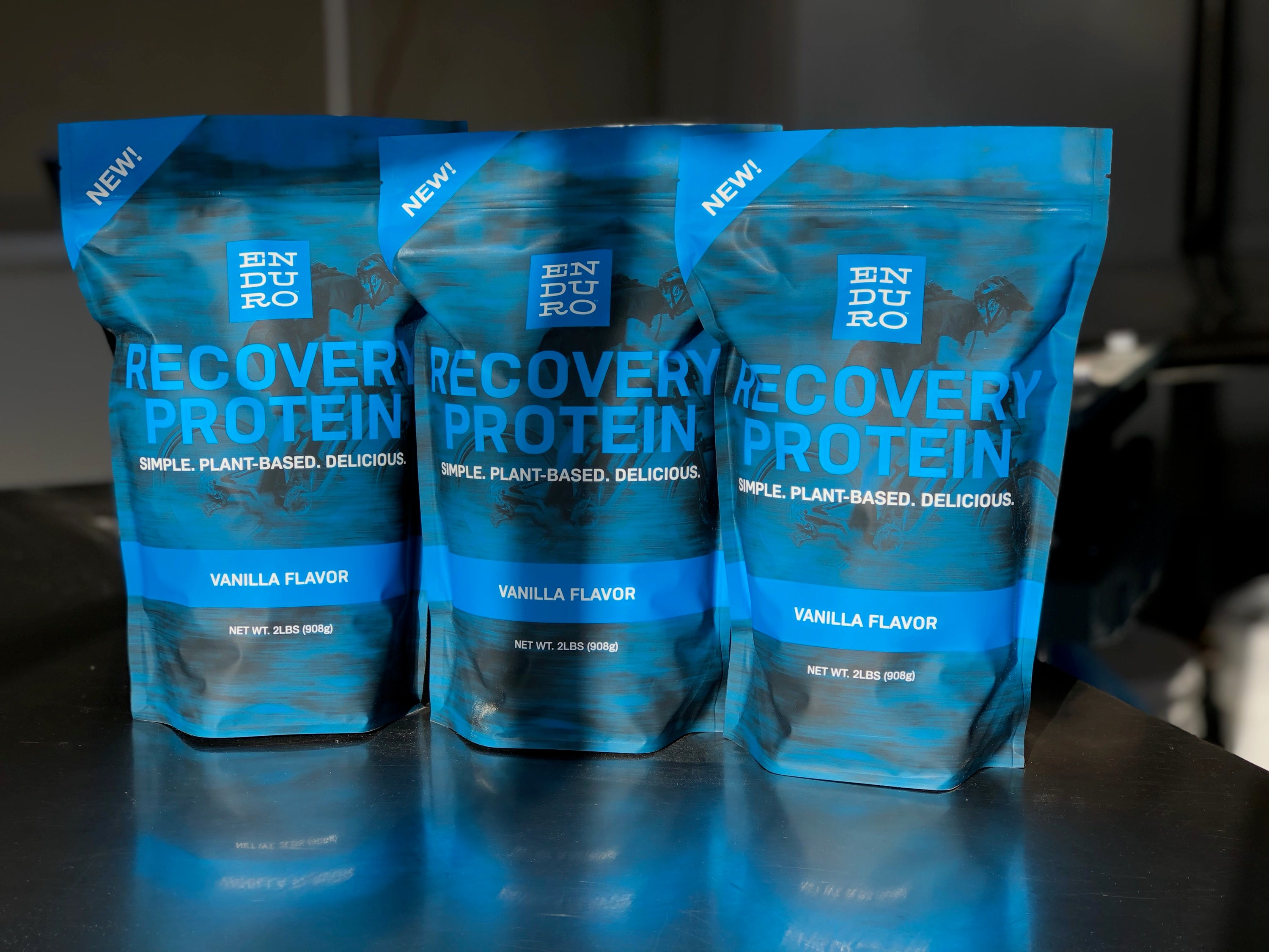 Recovery Protein - Enduro Bites Sports Nutrition