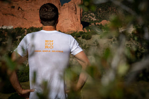 Enduro Bites Training T-shirt - Enduro Bites Sports Nutrition