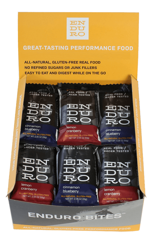 Enduro Bites Fruit Flavor Sampler - Enduro Bites Sports Nutrition