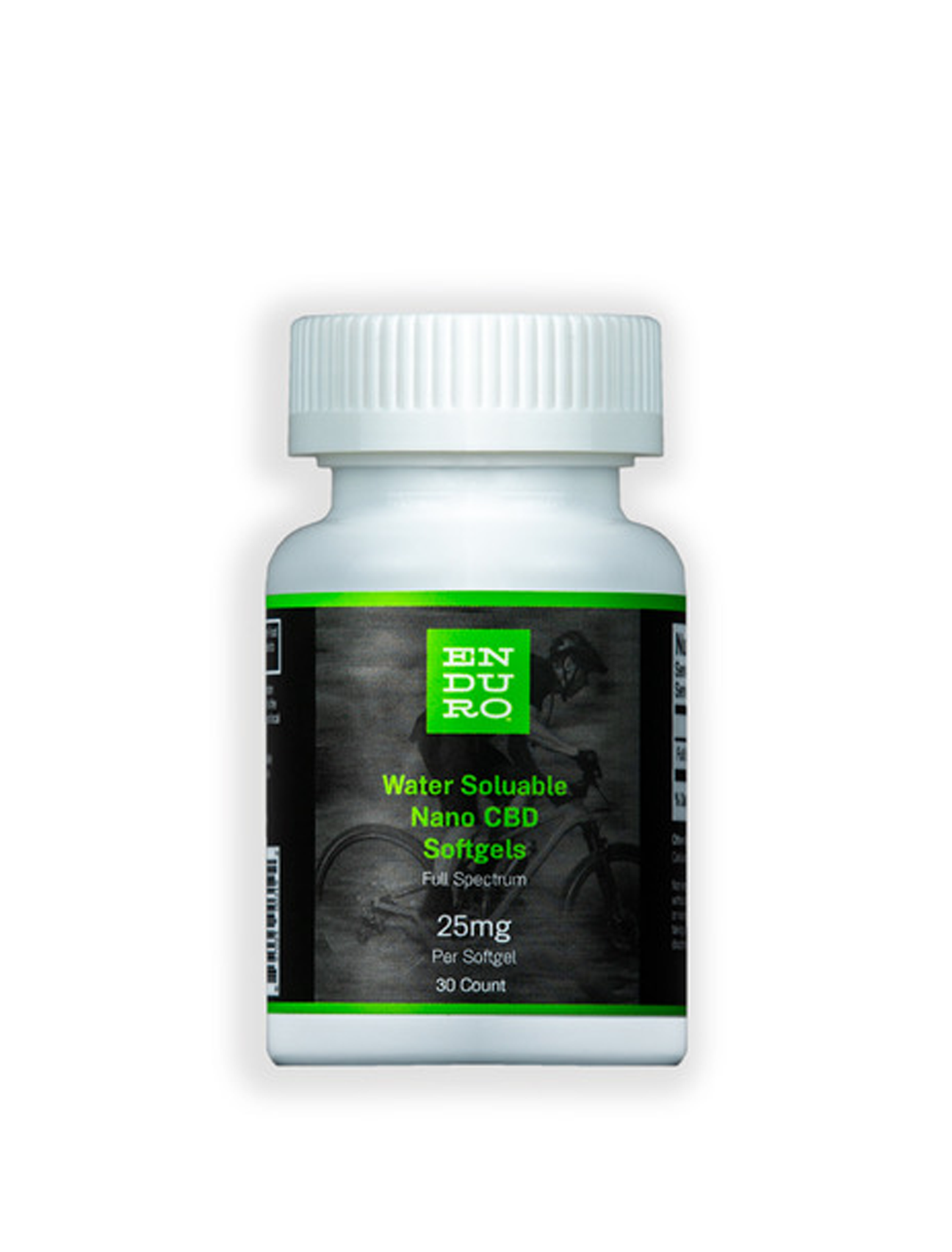 Nano CBD Softgels - Enduro Bites Sports Nutrition