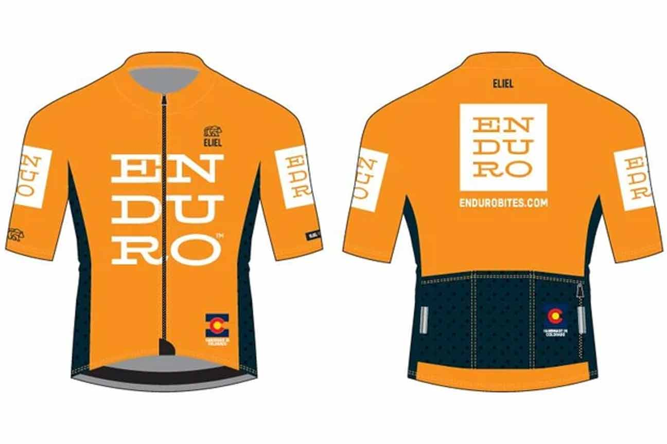 Enduro Bites Solana Jersey Made by Eliel - Enduro Bites Sports Nutrition