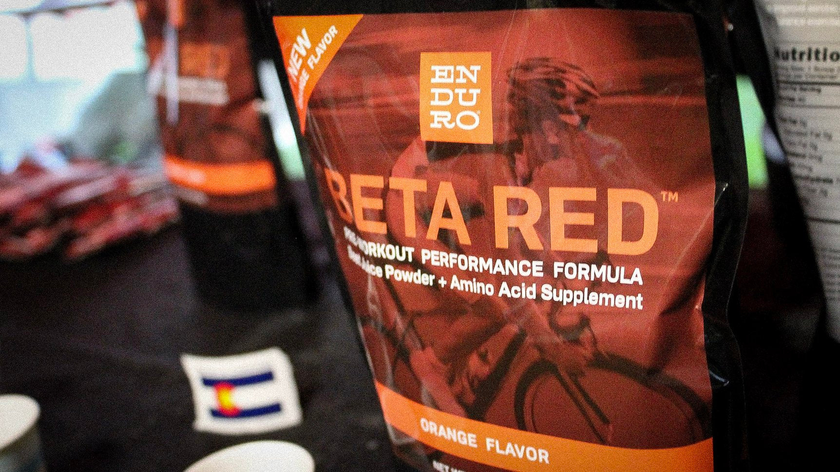 Beta Red Pre-Workout Performance Formula