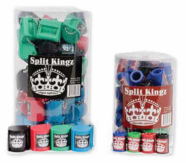Split Kingz Cigarello Spliters 50 ct. Jar