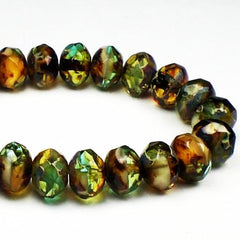 Premium Czech Glass Beads