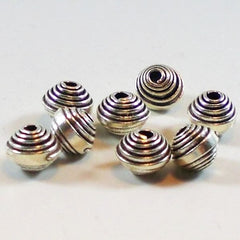 Karen Hill Tribe Fine Silver Beads and Findings