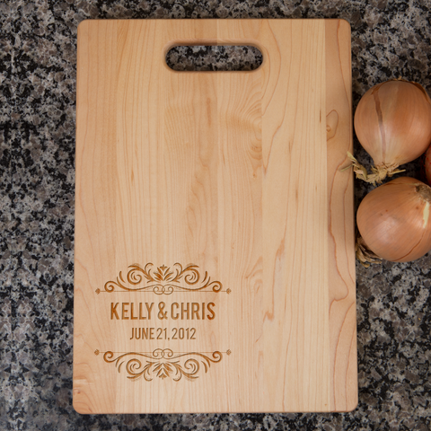 Image of Together Cutting Board