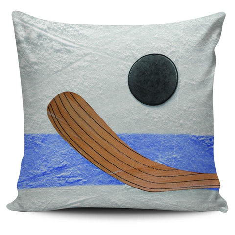 Hockey Stick Pillowcase