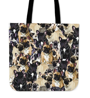 French Bulldog Tote