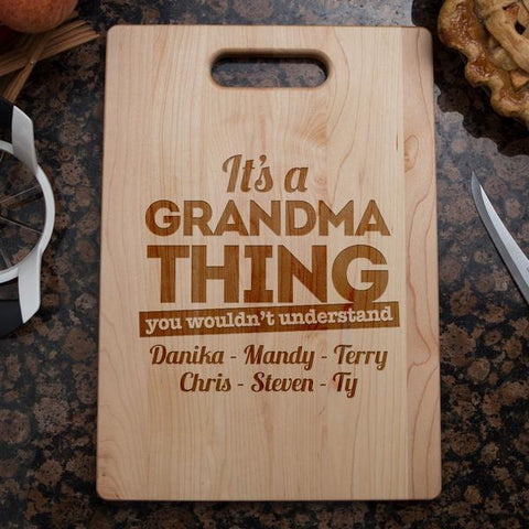 Grandmother's Cutting Boards