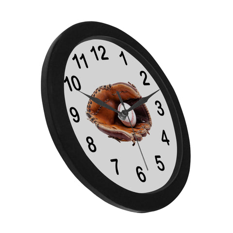 Glove and Ball Clock