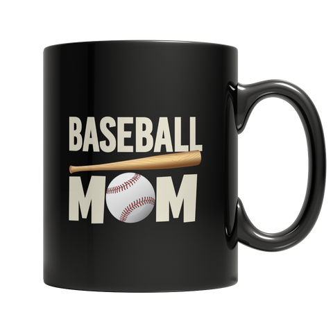 Limited Edition - Baseball Mom