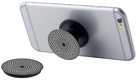 Phone Grips Black & White