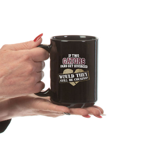Gators Coffee Mug - Black