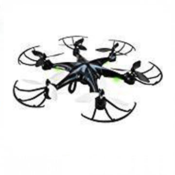 GPX 6-PROP DRONE WITH WI-FI CAMERA GPXDRW676B
