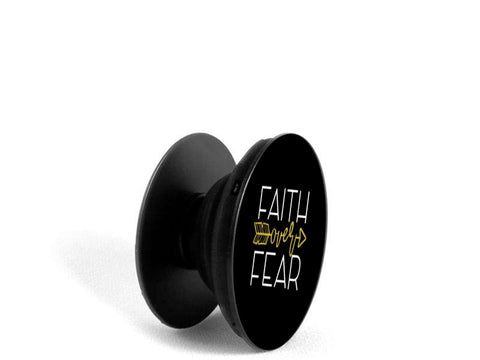 Faith Over Fear Phone Grips