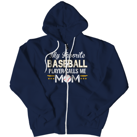 Limited Edition - My Favorite Baseball Player Calls Me Mom