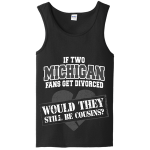 Michigan Unisex Tank Top