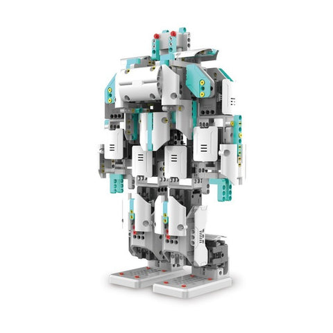 Image of UBTECH ROBOT JR1602 JIMU INVENTOR KIT INTERACTIVE ROBOTIC BUILDING BLOCK SYSTEM RETAIL