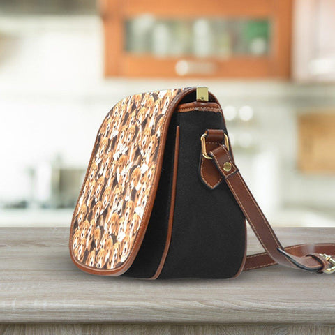 Beagles Saddle Bag