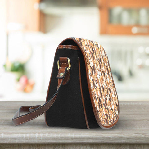 Image of Beagles Saddle Bag