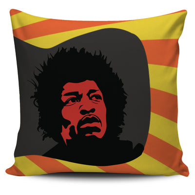 Jimi Hendrix Pillow Covers